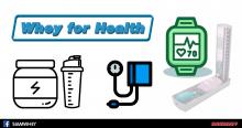 เวย์โปรตีน ช่วยลดความดันโลหิต เพื่อสุขภาพ