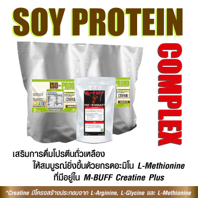 Soy Protein Complex Set